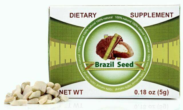 semilla de brasil supplemento diario